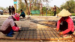 Xây dựng nông thôn mới: Lộc Bình dồn lực xã điểm
