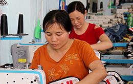 Bắc Sơn: Thêm việc làm cho lao động nông thôn từ các cơ sở may gia công