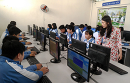 """Ngành giáo dục và đào tạo thực hiện hiệu quả phong trào thi đua """"Đổi mới, sáng tạo trong dạy và học"""""""