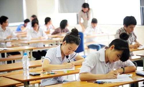 Bộ GD&ĐT sớm công bố đề tham khảo kỳ thi THPT quốc gia 2020