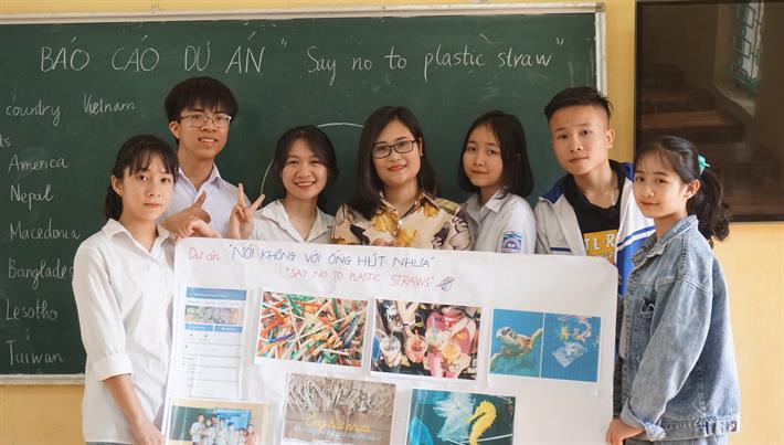 Bộ trưởng GDĐT chúc mừng cô giáo lọt top 50 giáo viên xuất sắc toàn cầu