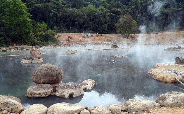 Khu nghỉ dưỡng suối nước nóng Bang không được ảnh hưởng di tích Đường 16