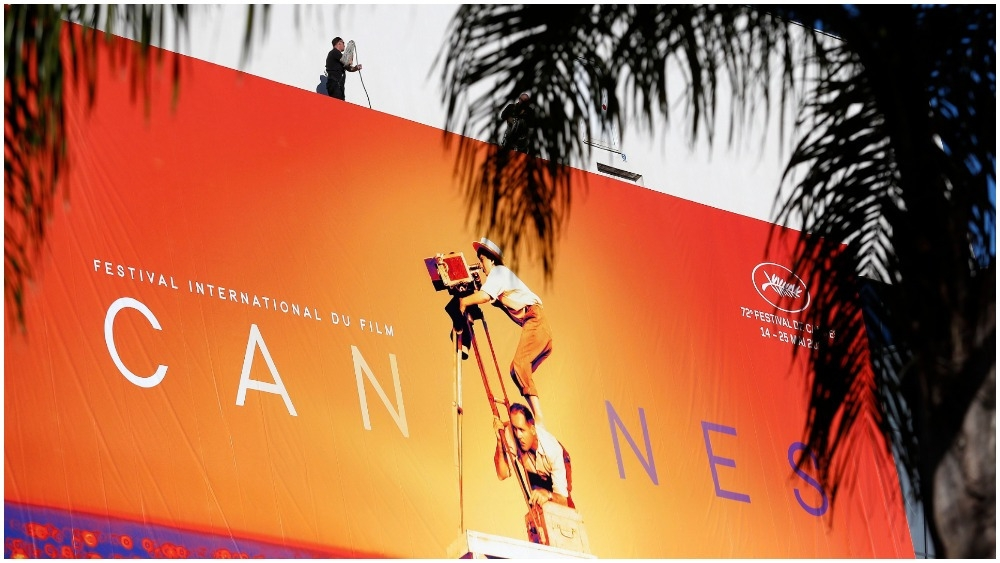 Liên hoan phim Cannes lùi tới cuối tháng 6