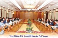 Chỉ đạo của Tổng Bí thư về phòng, chống dịch COVID-19