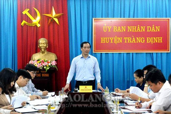 Lãnh đạo UBND tỉnh kiểm tra công tác chuẩn bị kỷ niệm 130 năm ngày sinh Chủ tịch Hồ Chí Minh