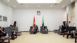 Thúc đẩy quan hệ hữu nghị Việt Nam-Tanzania bền chặt và thực chất
