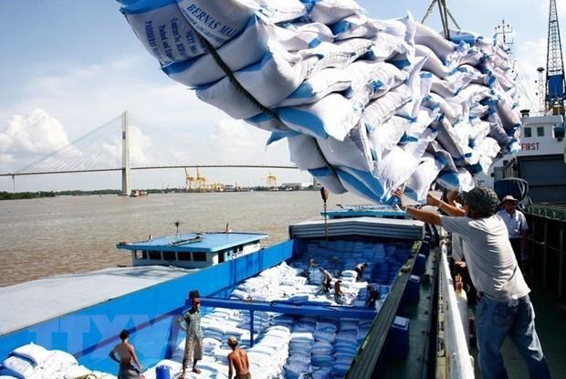 Việt Nam luôn quan tâm an ninh lương thực, cùng với xuất khẩu gạo