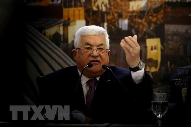 Palestine bác bỏ tin đồn Tổng thống Mahmoud Abbas nhiễm SARS-CoV-2