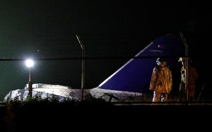 Rơi máy bay chở bệnh nhân tại Philippines, tám người thiệt mạng