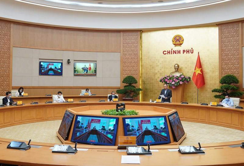 Hà Nội và các địa phương được phép công bố ca mắc Covid-19