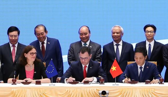 Hội đồng châu Âu hoàn tất mọi thủ tục cho phép thực thi EVFTA
