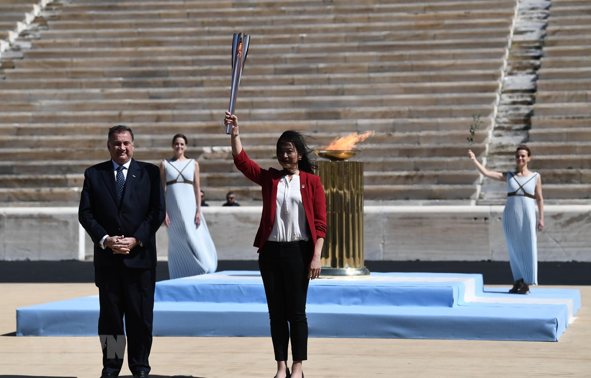 IOC thông báo thời điểm tổ chức lễ khai mạc Olympic Tokyo 2020