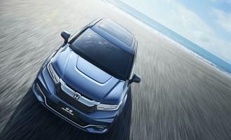 Khám phá mẫu xe hàng đầu của Honda tại Trung Quốc - Avancier 2020