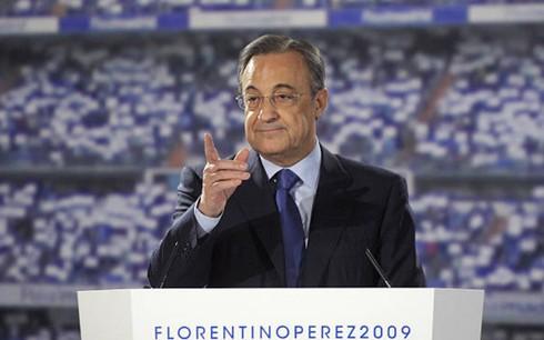 Góc nhìn: Galacticos 3.0 và bộ óc siêu việt của Florentino Pérez