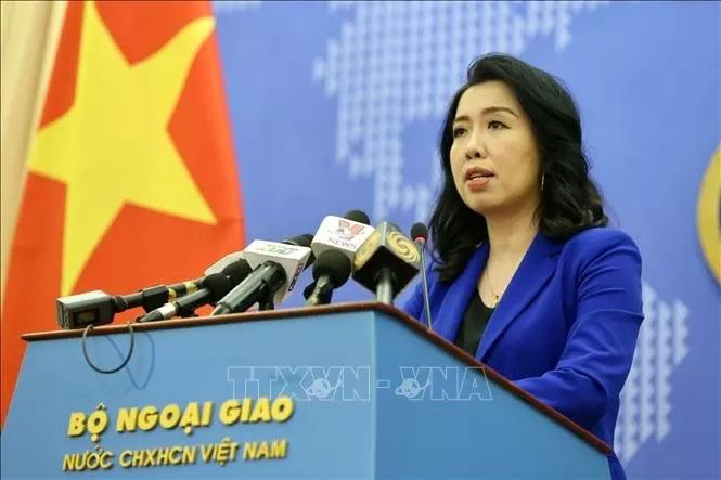 Yêu cầu xử lý nghiêm tàu hải cảnh Trung Quốc xâm phạm chủ quyền của Việt Nam