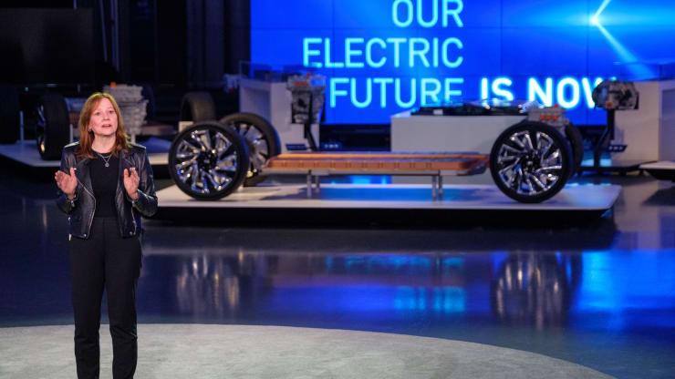 GM và Honda hợp tác phát triển xe điện hoàn toàn