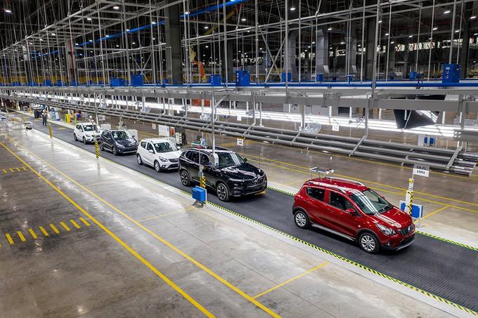 Thêm 3 nhà máy ô tô tại Việt Nam phải tạm dừng hoạt động vì dịch Covid-19