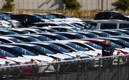 Các hãng xe Nhật Bản đối mặt mức giảm mạnh tại Mỹ vì Covid-19