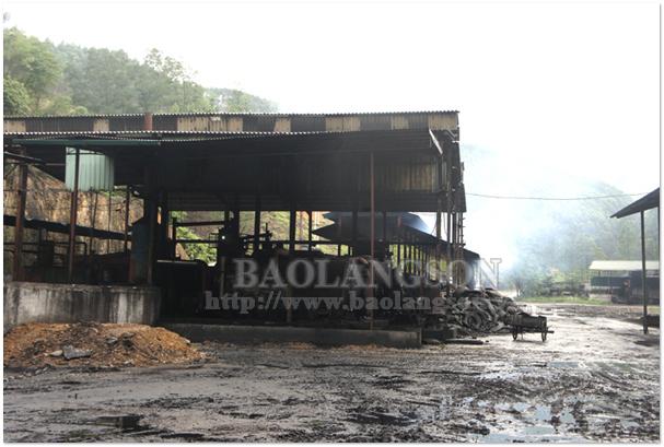 Dân khổ vì cơ sở sản xuất gây ô nhiễm môi trường