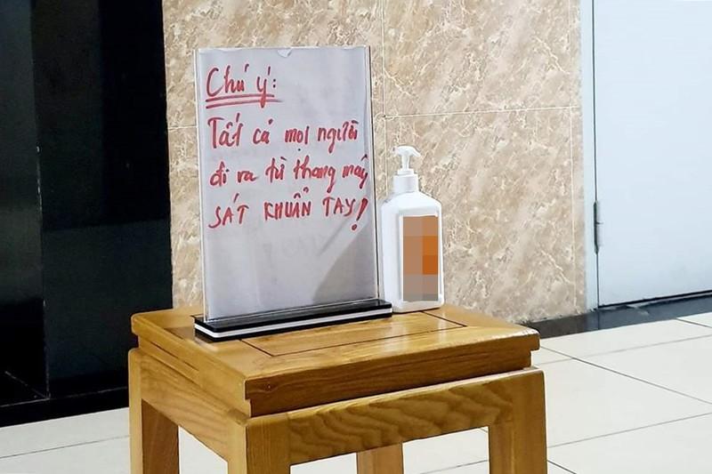 Chú ý lựa chọn đúng và không lạm dụng nước rửa tay khô