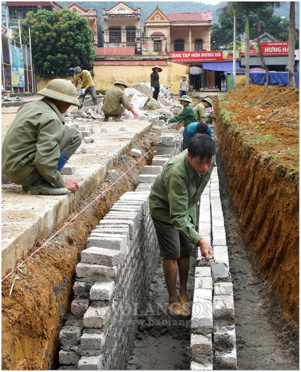 Đẩy nhanh tiến độ các công trình kỷ niệm 80 năm khởi nghĩa Bắc Sơn