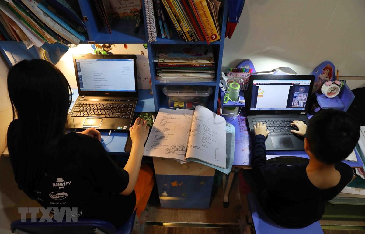 Tăng cường biện pháp đảm bảo an toàn cho học sinh khi học qua Internet