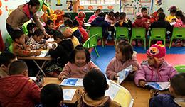 Sau 10 năm thực hiện Quy hoạch phát triển giáo dục: Bước phát triển của giáo dục mầm non