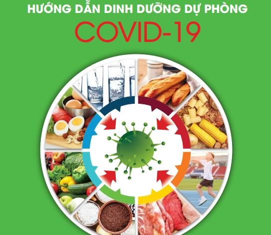 10 lời khuyên vàng của chuyên gia dinh dưỡng để phòng, chống Covid-19