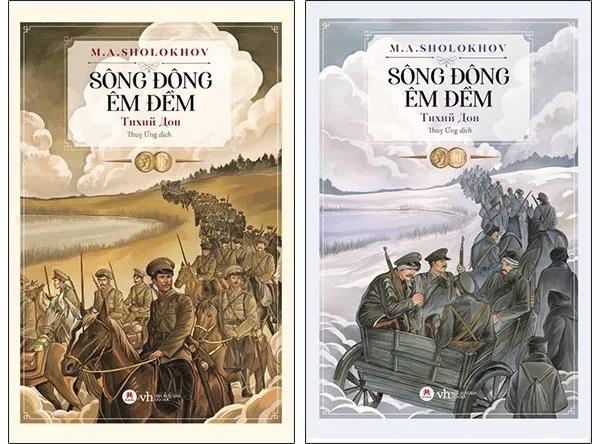 """Tái bản tiểu thuyết """"Sông Đông êm đềm"""" của Sholokhov"""