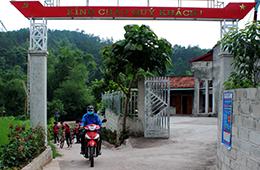 Hiến đất xây dựng hạ tầng nông thôn mới: Hiệu quả ở Đình Lập