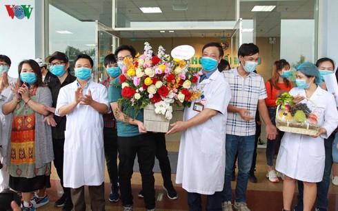Diễn biến dịch COVID-19 tại Việt Nam ngày 15/5