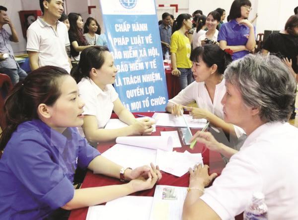 Lần đầu tiên tổ chức Tháng vận động triển khai BHXH toàn dân
