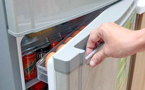 Nắng nóng gay gắt, sử dụng tủ lạnh như thế nào tiết kiệm điện?