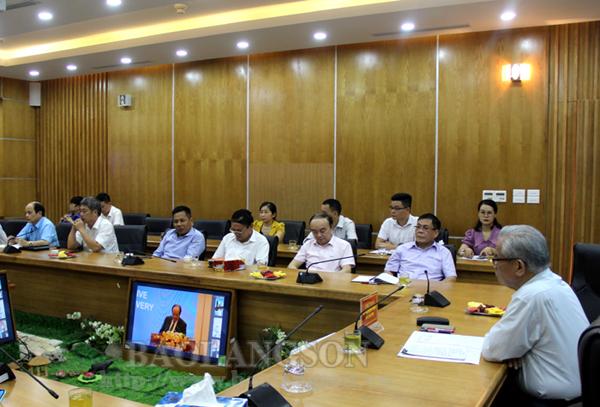 Hội nghị hiến kế cải cách cơ chế, chính sách giúp doanh nghiệp phục hồi sản xuất kinh doanh