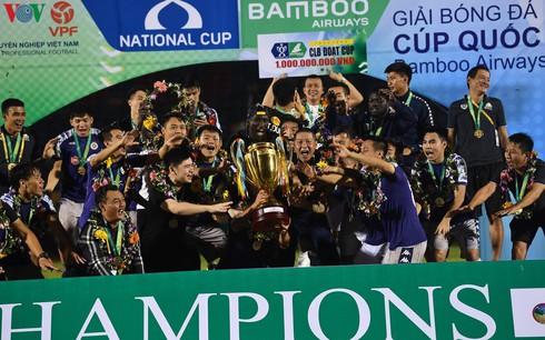 Lịch thi đấu vòng 1/8 Cúp QG 2020: Hà Nội FC đối đầu hiện tượng Đồng Tháp