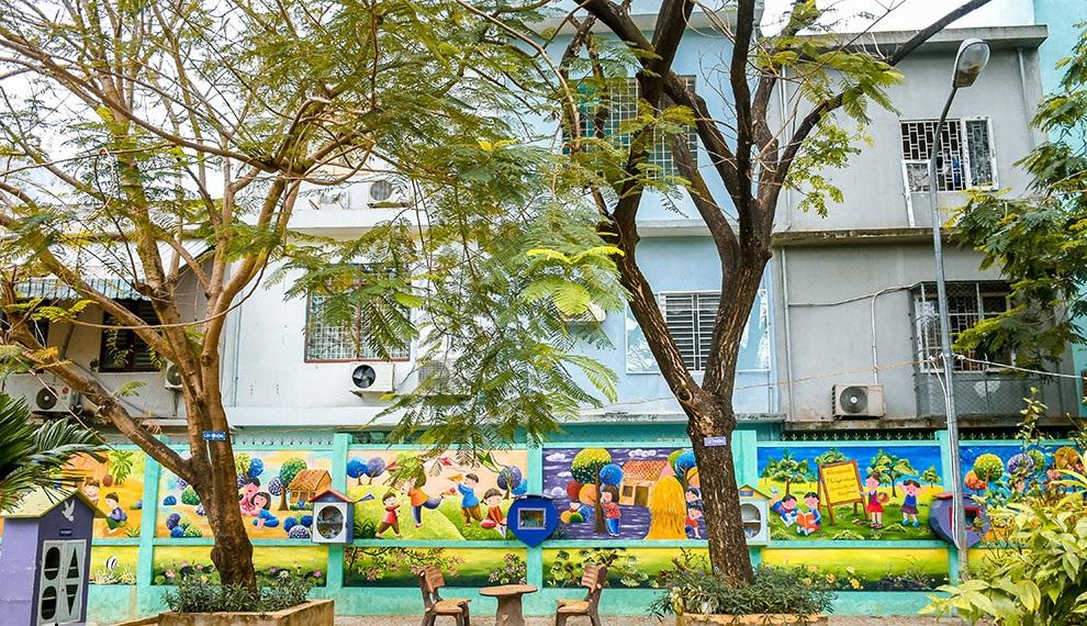 Bộ GD&ĐT yêu cầu khẩn trương kiểm tra cây xanh trong trường học