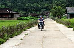 Thực hiện tiêu chí giao thông: Sức dân ở Bắc Sơn