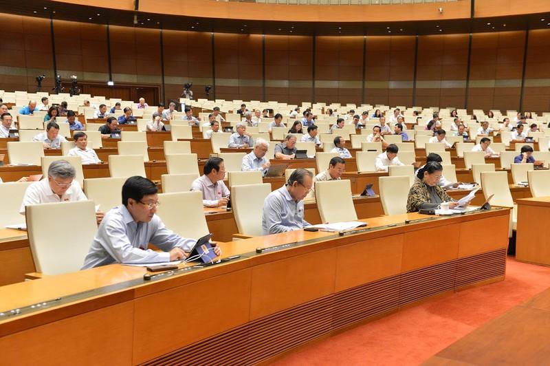 Quốc hội họp tập trung, phê chuẩn Hiệp định EVFTA