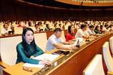 Quốc hội thông qua Nghị quyết về việc gia nhập Công ước số 105