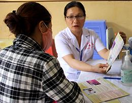 Điều trị thuốc ARV sớm cho mẹ - Sức khỏe cho con