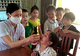 Đồng bộ các giải pháp phòng, chống suy dinh dưỡng trẻ em