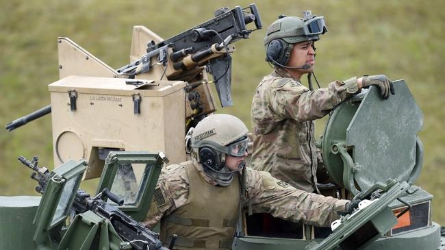 Mỹ thông báo giảm quân số tại Đức