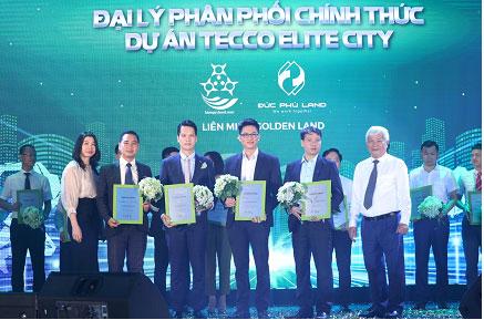 Chính thức ra mắt tổ hợp đa tiện ích chuẩn Singapore Tecco Elite City tại Thái Nguyên