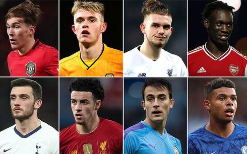 Top 10 tài năng trẻ hứa hẹn tỏa sáng khi Premier League trở lại