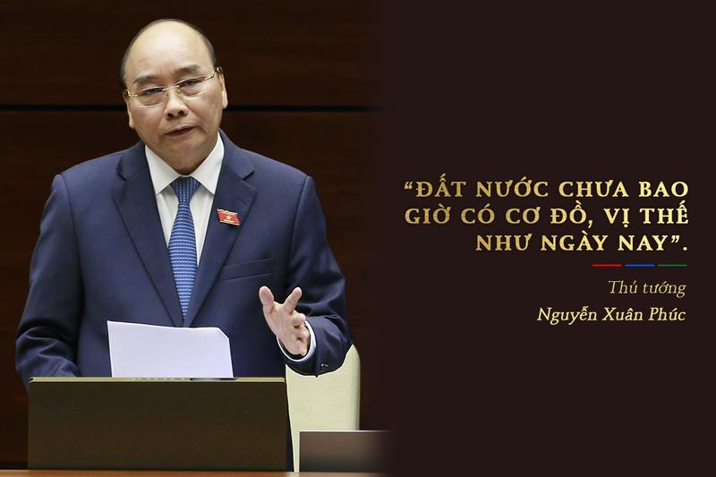 Những phát ngôn ấn tượng tại Kỳ họp 9, Quốc hội khóa XIV