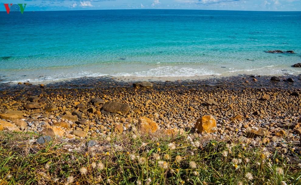 Bãi Nhát - Nét duyên ngầm của Côn Đảo