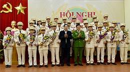 Công an huyện Cao Lộc khắc ghi lời Bác dạy