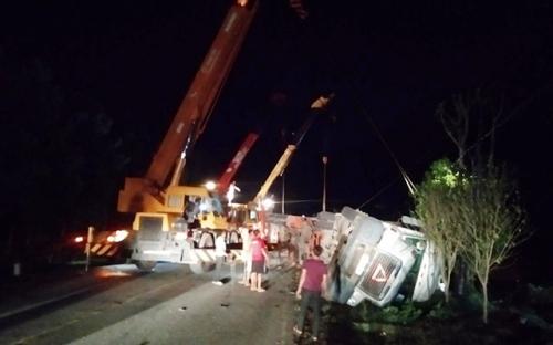 Sáu tháng: Toàn quốc có gần 6.800 vụ tai nạn giao thông