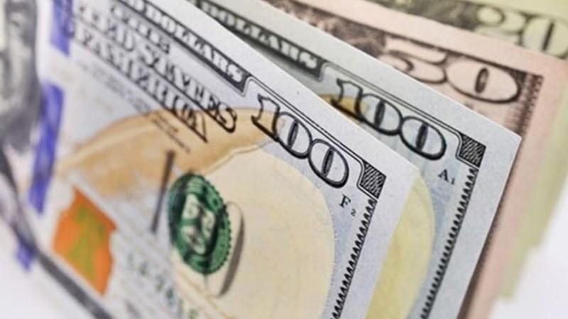 Giá USD tăng nhẹ ở các ngân hàng thương mại