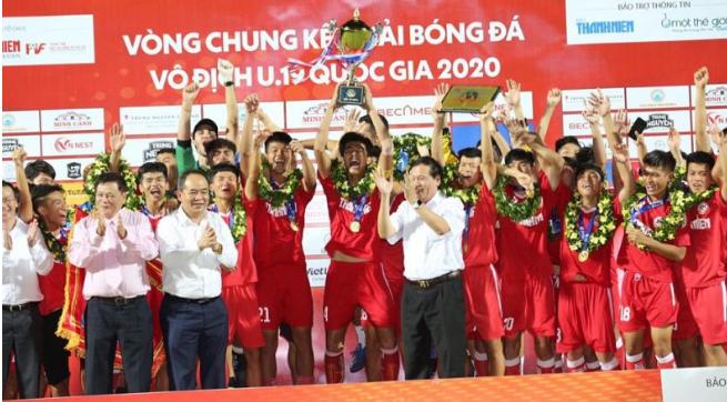 Giải bóng đá U19 duy nhất trên thế giới kết thúc tốt đẹp